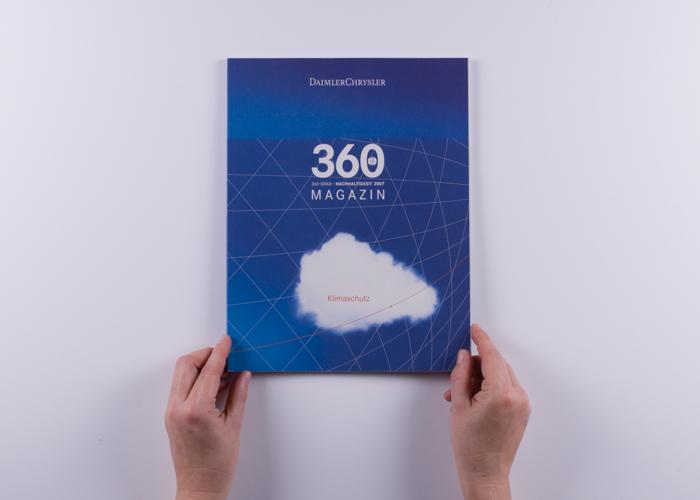360 GRAD Magazin<br />2006