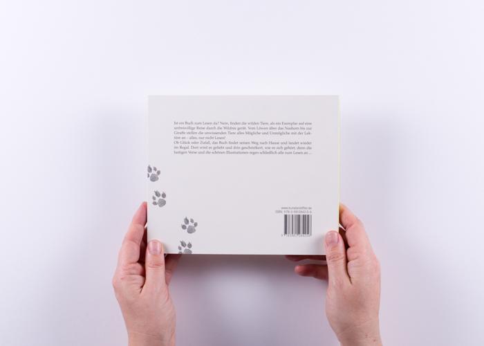 Wilde Tiere lesen nicht
